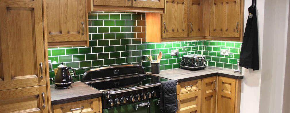 Кухни в . Автор – Hallmark Kitchen Designs