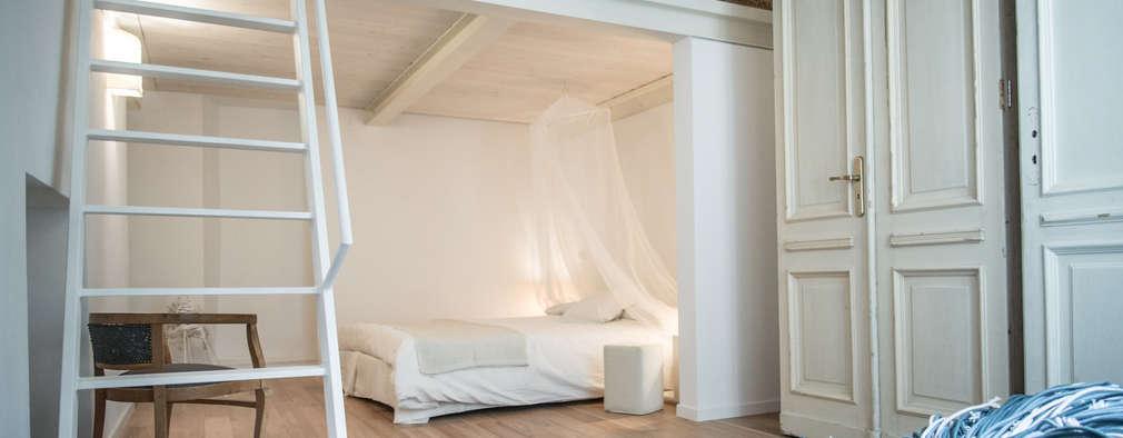Slaapkamer door con3studio