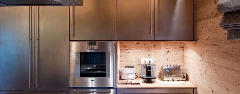 Кухни в . Автор – Ardesia Design