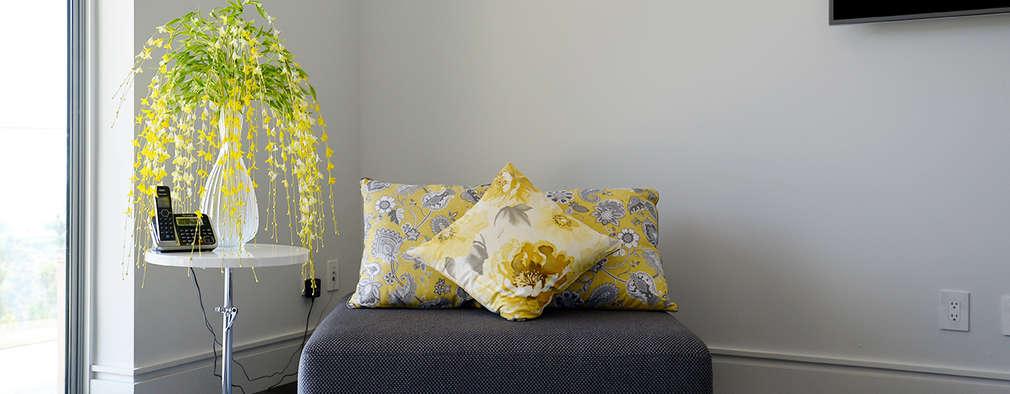 modern Bedroom by Erika Winters® Design