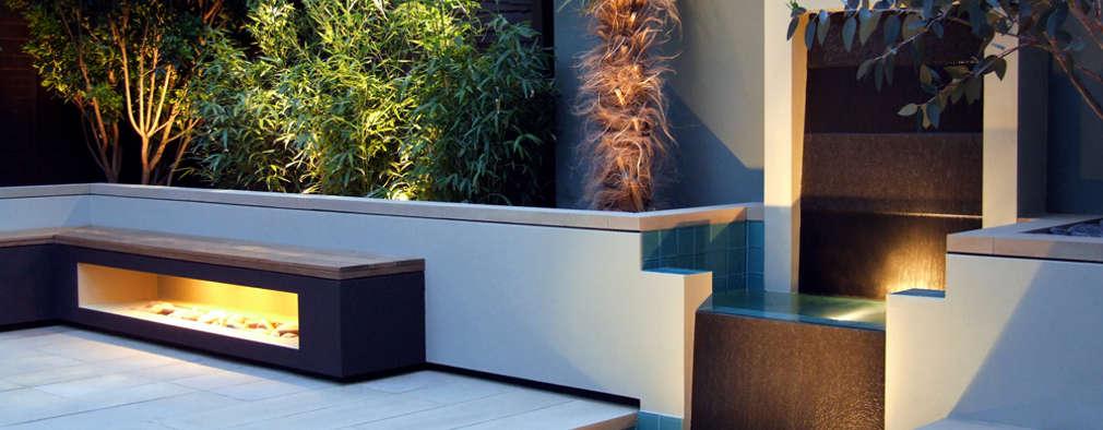 moderne Tuin door MyLandscapes Garden Design
