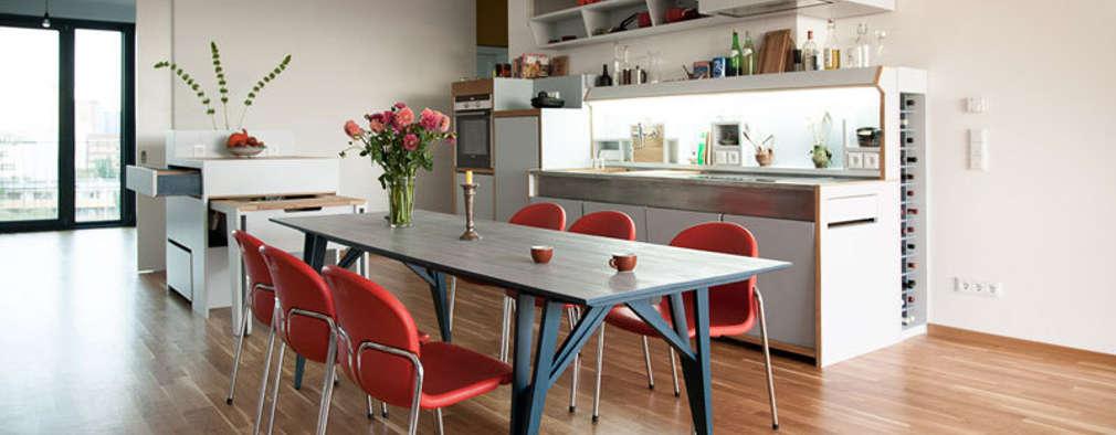 Cocinas de estilo  por studio andree weissert