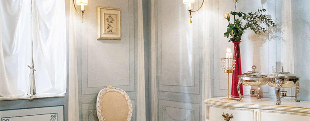 Projekty,  Salon zaprojektowane przez INTERNO78.IT - DECORAZIONI D'INTERNI