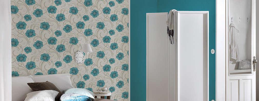 5 tipos de papel pintado que querr s poner en tu casa - Disbar papeles pintados ...