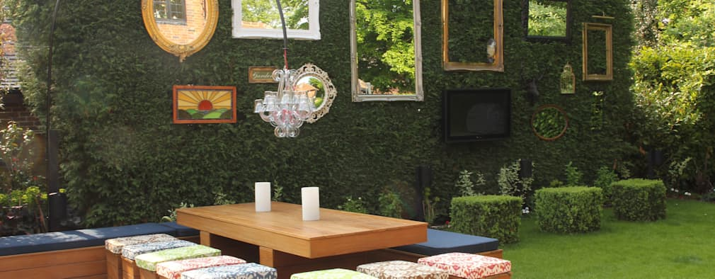 Jardines de estilo moderno por Cool Gardens Landscaping