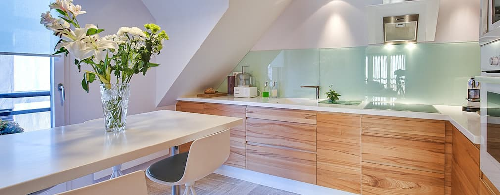 Projekty,  Kuchnia zaprojektowane przez Atelier Rémy Giffon