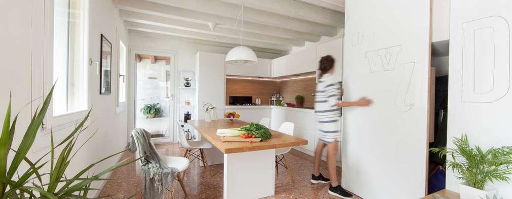 Pi di 20 soluzioni per sfruttare al meglio lo spazio in for Soluzioni casa piccola
