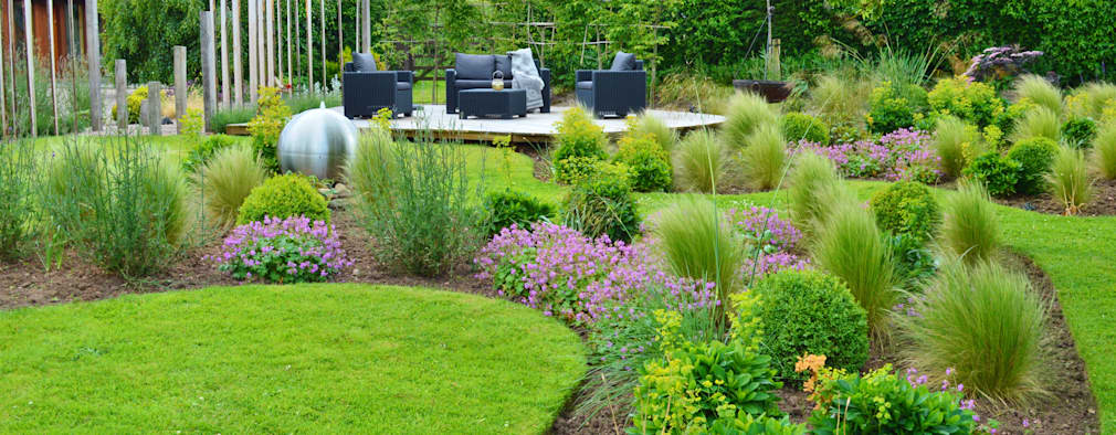 17 ideas para arreglar el jard n que cambian tu casa por - Ideas para arreglar un jardin ...