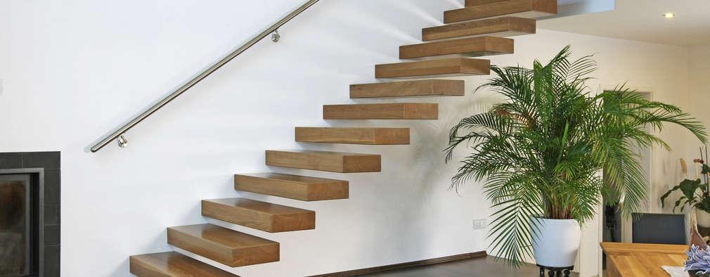 14 coole treppen f r euer modernes zuhause. Black Bedroom Furniture Sets. Home Design Ideas