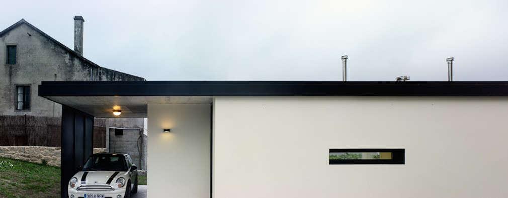 房子 by Nan Arquitectos