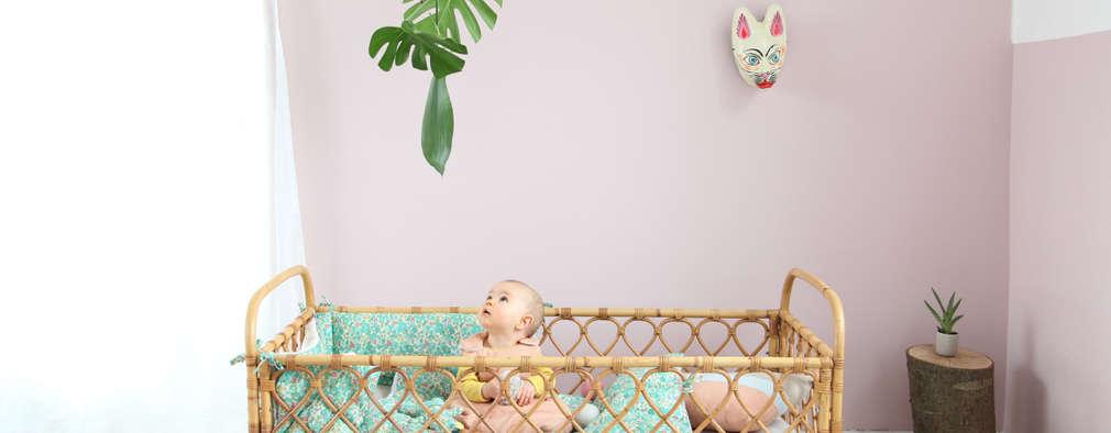 Dormitorios infantiles  de estilo  por lab.