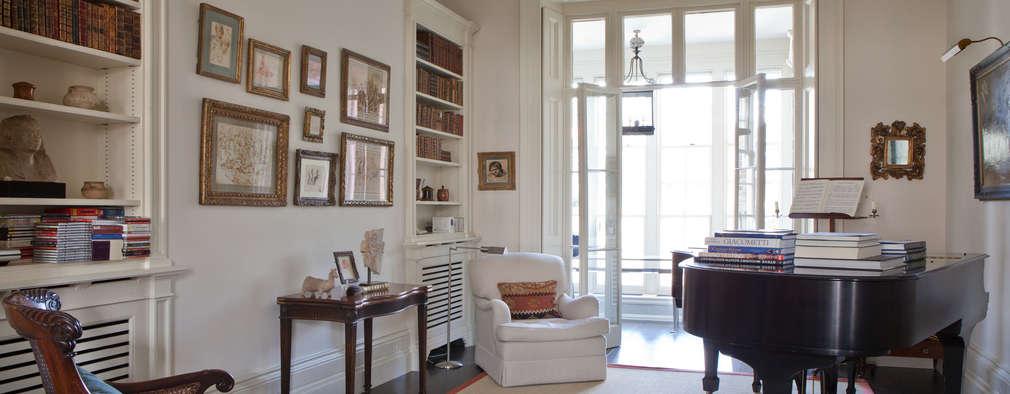 Salon de style de style Classique par Rosangela Photography