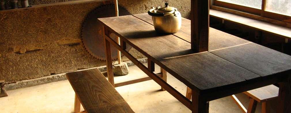 隠鶏庵: 高原正伸建築設計事務所 一級建築士事務所が手掛けた和室です。