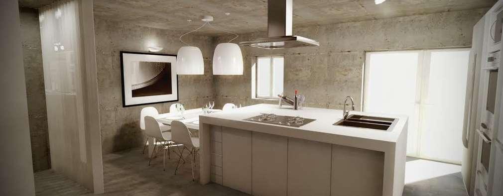 Dapur by Santiago   Interior Design Studio