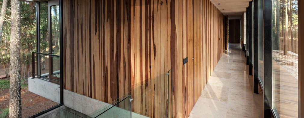 Стены в . Автор – ATV Arquitectos