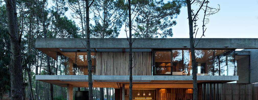 Rumah by ATV Arquitectos