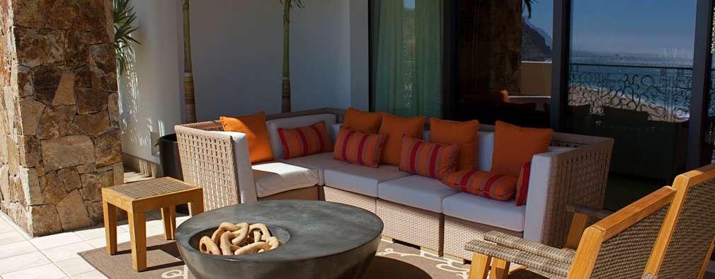 Hoteles de estilo  por DIAZ DE LUNA SIGNATURE