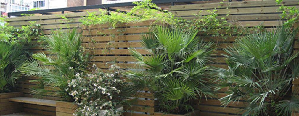15 budget ideëen voor een kleine tuin of terras