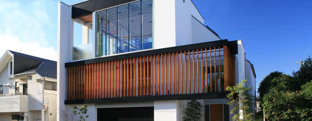 TERAJIMA ARCHITECTS의  주택