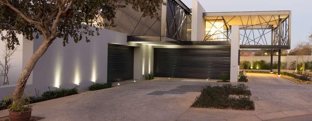 moderne Huizen door Nico Van Der Meulen Architects