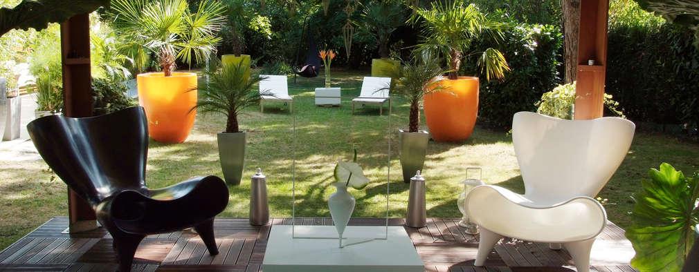 10 ideeen voor een unieke tuindecoratie for Ideeen voor tuin
