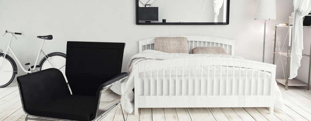 6 combinazioni di colore perfette per la camera da letto! - Camera Da Letto Colore