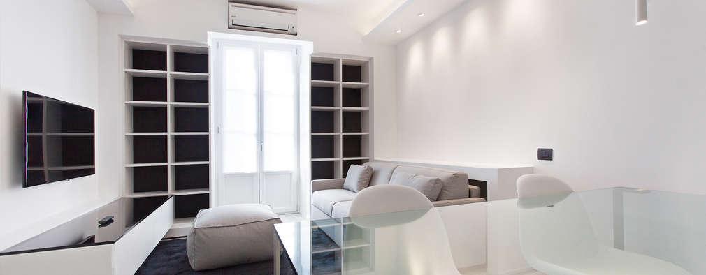 Salon de style de style Moderne par Arch. Andrea Pella