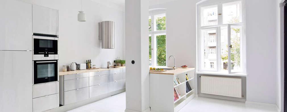 Livings de estilo escandinavo por lifelife GmbH