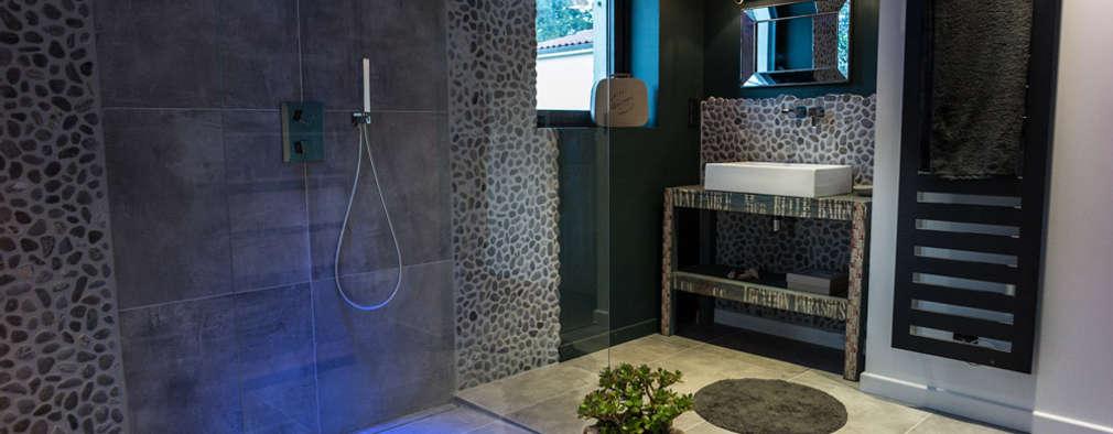 Ванные комнаты в . Автор – MS Fabrique