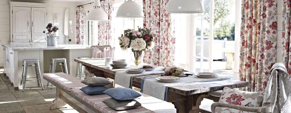 Prestigious Textiles: klasik tarz tarz Yemek Odası
