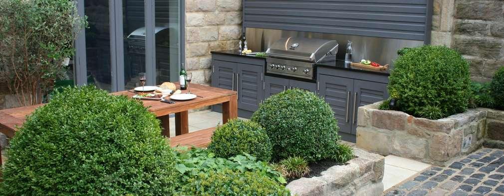 22 piccoli giardini per ogni casa for Homify jardines pequenos
