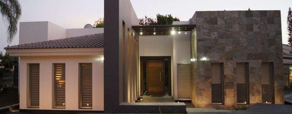 modern Living room by Arki3d