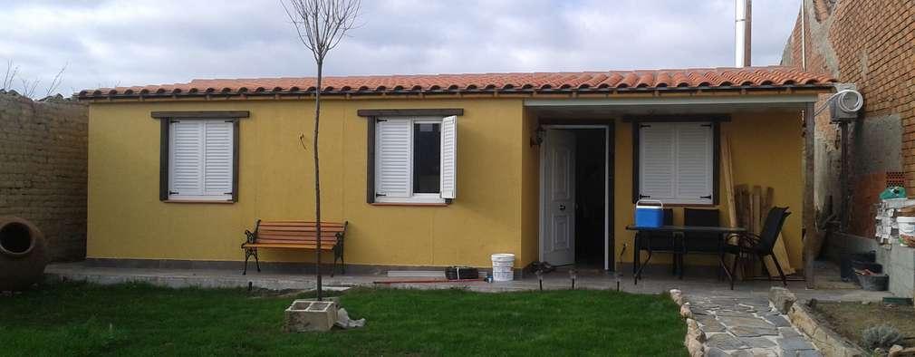 15 casas econ micas y sencillas que puedes comprar ya listas for Casas sencillas y economicas