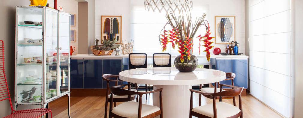 7 apartamentos com menos de 80m decorados com boas ideias for Soluciones apartamentos pequenos