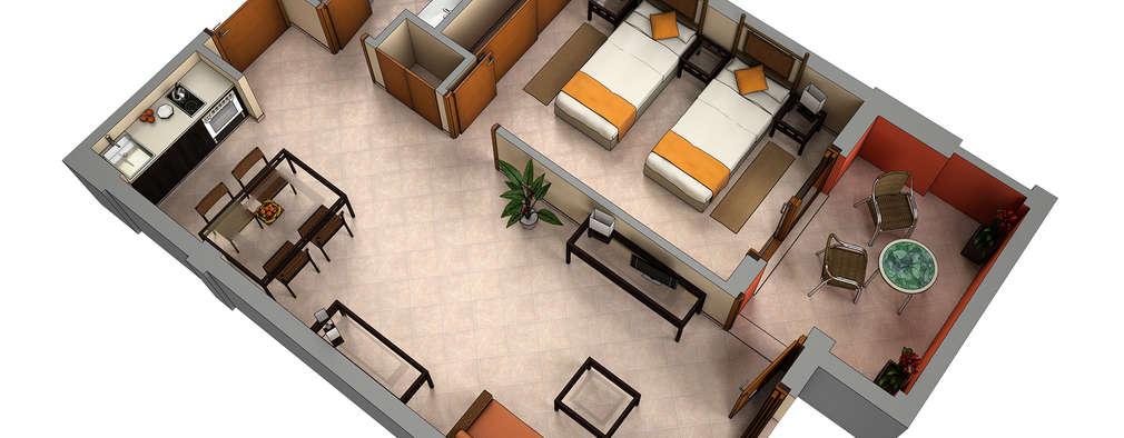 planos de casas haz real tus ideas - Planos De Casas