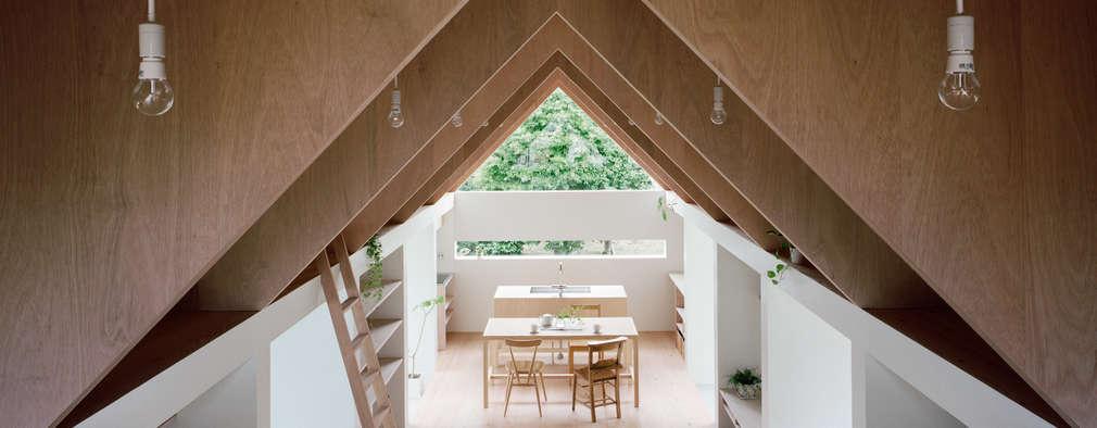 コヤノスミカ: ma-style architectsが手掛けたダイニングです。