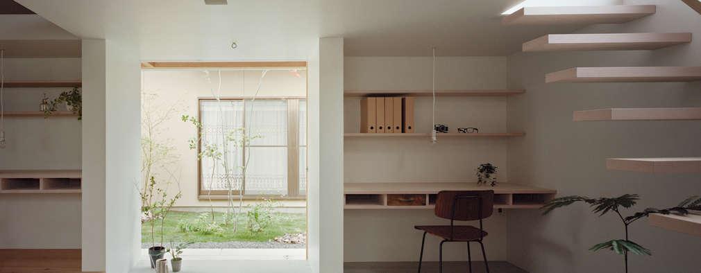 書房/辦公室 by ma-style architects
