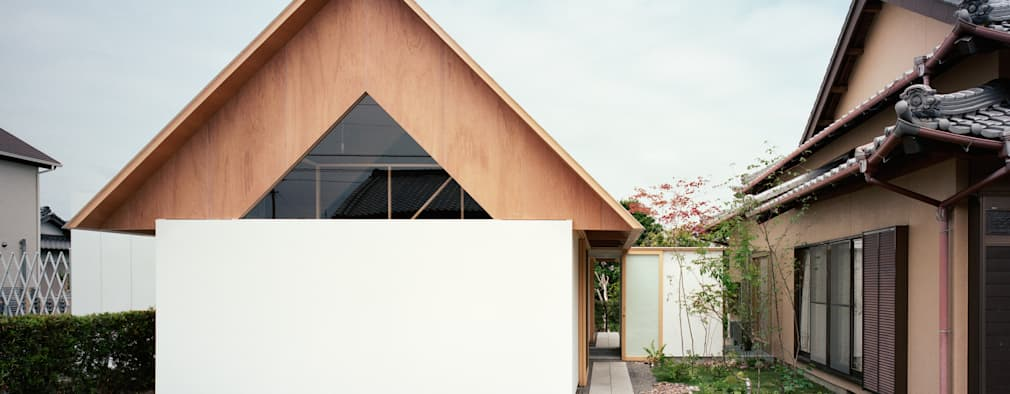 minimalistic Houses by ma-style architects