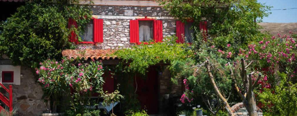 ARAL TATİLÇİFTLİĞİ – Genel Görünüm: kırsal tarz tarz Evler
