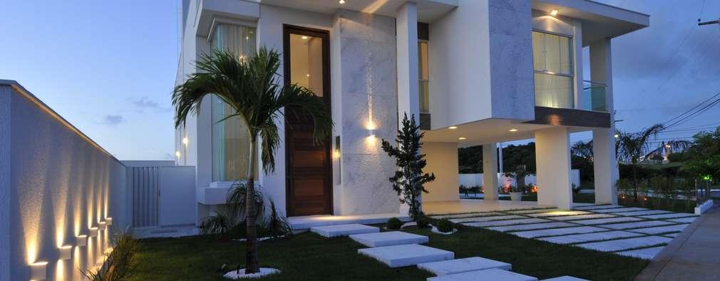 Fachadas modernas 6 casas de dos pisos para copiarlas for Fachadas de casas modernas 2 pisos