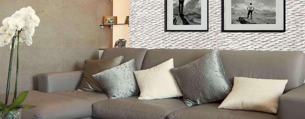 9 ideas para usar imitación de piedra en tus paredes ¡y que se ...