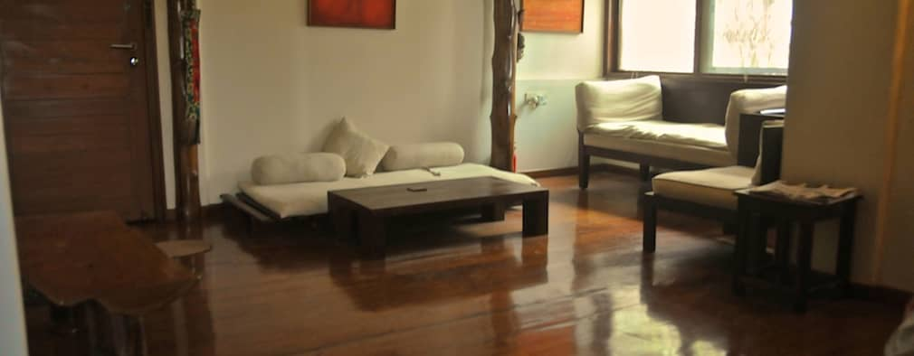 Residence at Bandra: asian Bedroom by Design Kkarma (India)