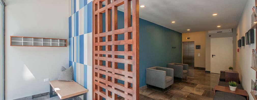 20 ideas con madera para separar espacios con estilo