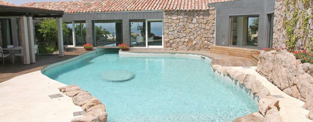 10 piscinas de arena para hacerlas en tu casa for Piscinas de arena
