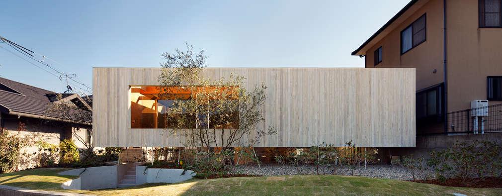 Pit house: UIDが手掛けた家です。