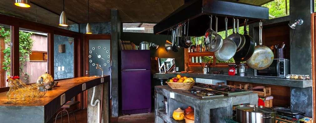 44 fotos de cocinas rustica para ayudarte a decorar la tuya