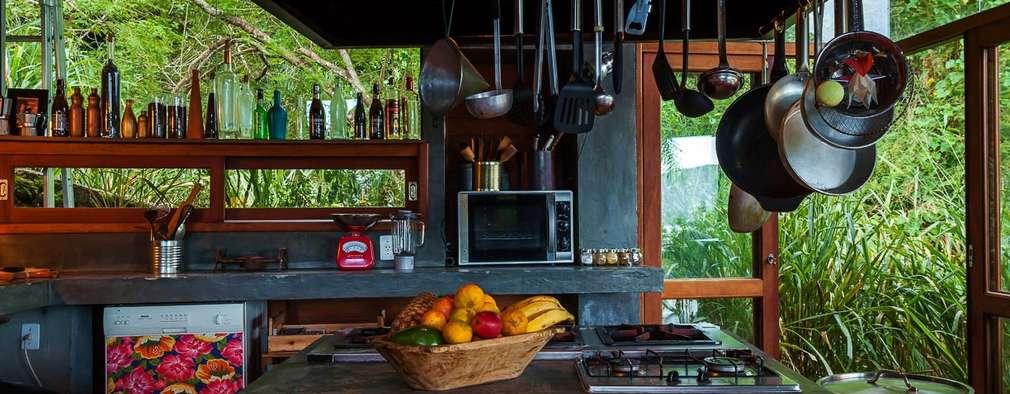 ห้องครัว by Ferraro Habitat