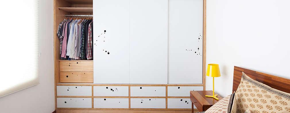 10 Ideen für einen Kleiderschrank im Schlafzimmer (sodass es ...