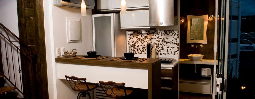 مطبخ تنفيذ Ferraro Habitat