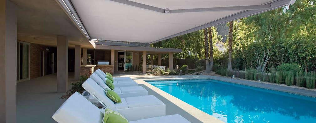 Toldos para jardines y balcones modelos y precios for Toldos para balcones precios
